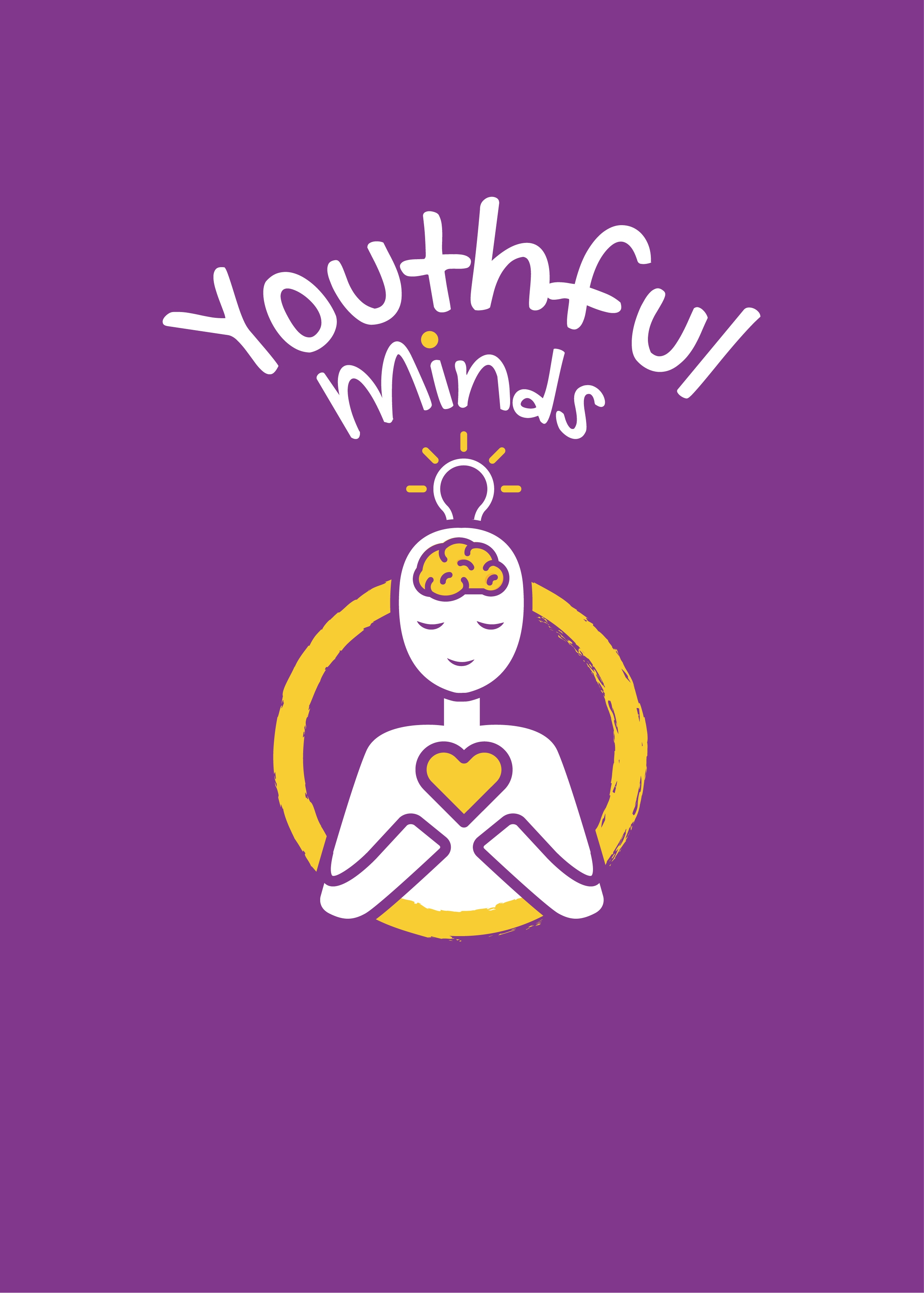 Youthfulminds Logo Purple